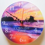 Porthcothan Clock Front Small