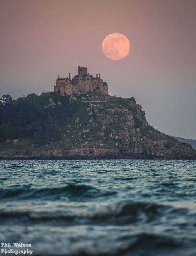 Moon By Phil Watson